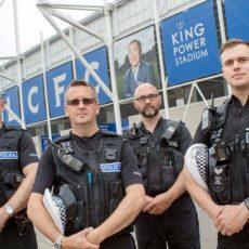 """Policja apeluje """"Zostańcie w domu"""", kiedy piłka nożna powróci na King Power Stadium"""