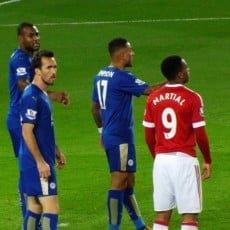 Leicester rozbite przez Manchester United