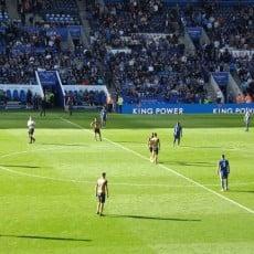 Premier League: Kolejny gol Vardy'ego dał remis z Arsenalem