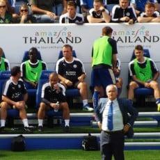 Claudio Ranieri zwolniony z Leicester City