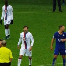 Leicester remisuje z Crystal Palace, Lisy prowadziły dwoma bramkami
