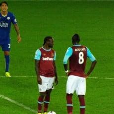Leicester remisuje 2:2 z West Hamem United