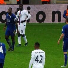 Leicester pokonuje Crystal Palace