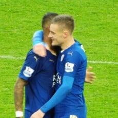 Jamie Vardy przeszedł do historii po golu z Walią