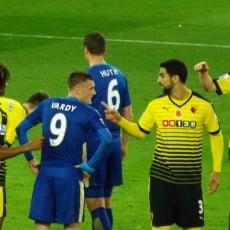 Leicester remisuje z Watfordem 1:1. Fantastyczna końcówka meczu