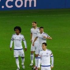 Leicester przegrywa z Chelsea, Lisy bez szans
