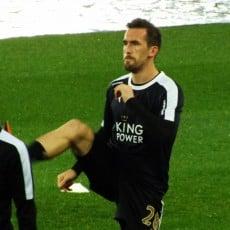 Christian Fuchs: Czułem ciężkie nogi w meczu z PSG