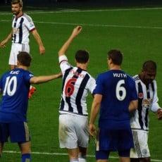 Jonny Evans był jedną nogą w Arsenalu