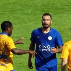 Bartosz Kapustka i Marcin Wasilewski poza składem Leicester na Ligę Mistrzów