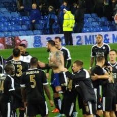 Leicester City przegrywa z Evertonem w Boxing Day