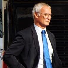 Ranieri zasmucony po porażce