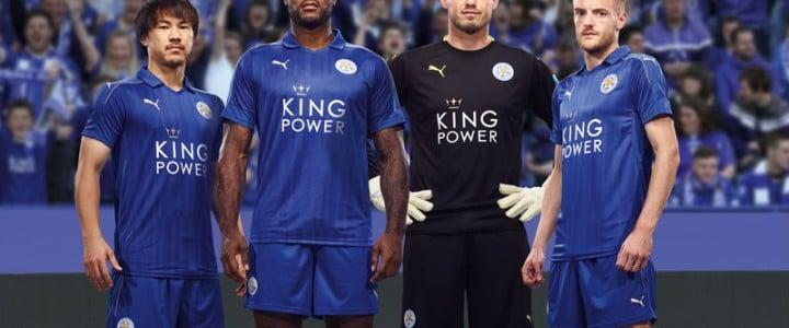 Numery na koszulkach piłkarzy Leicester