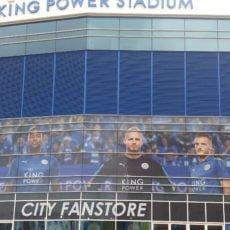 Co wydarzyło się na backstage'u po zwycięstwie Leicester na King Power Stadium?