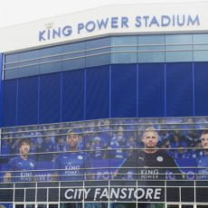 Zamieszki na King Power Stadium