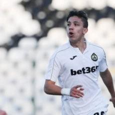 Leicester zainteresowane jednym z największych talentów bułgarskiej piłki – Filipem Krastevem