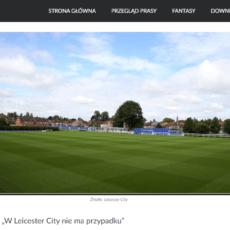 Polski trener był na stażu w Leicester City