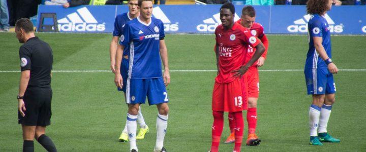Amartey odejdzie z Leicester. Tak twierdzi jego agent