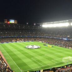 ICC: Debiut Kapustki, porażka z Barceloną
