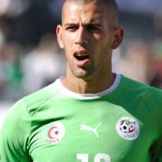 Slimani opuści mecze przeciwko Chelsea i Manchesterowi United