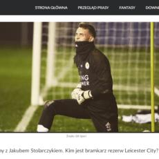 Rozmowa z Jakubem Stolarczykiem – bramkarzem drużyny U23