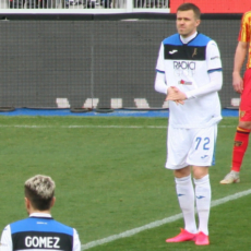 Josip Ilicić obserwowany przez Leicester
