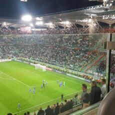 Liga Europy: Leicester przegrywa z Legią Warszawą 1:0. Brak progresu i obnażowane wady