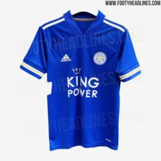 Poznaliśmy już koszulki Leicester na kolejny sezon?
