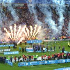 Leicester wygrywa 3:1 z Evertonem