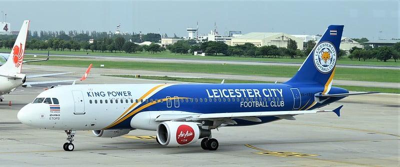 Jak Tajlandia zakochała się w Leicester City