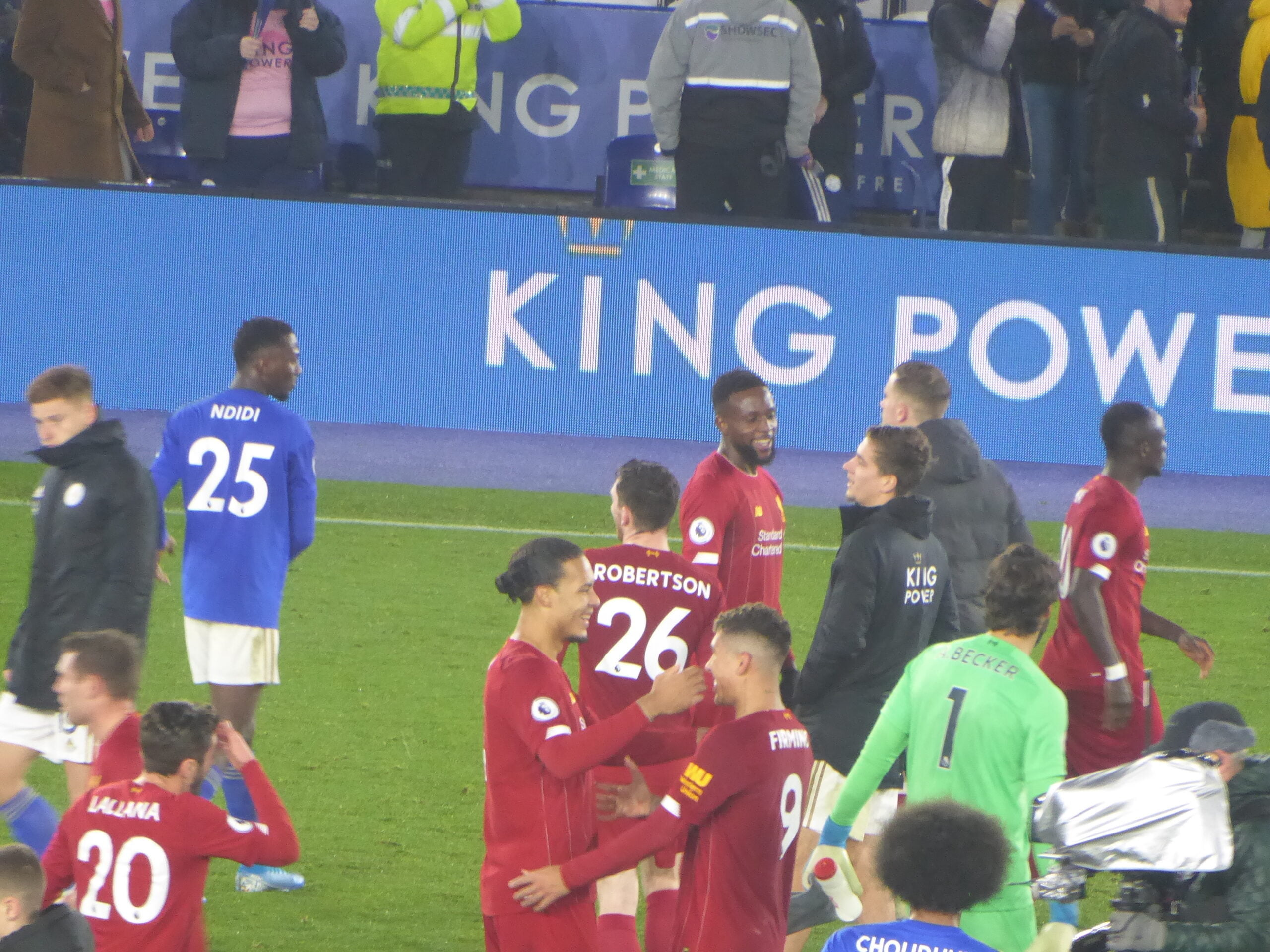 Sytuacja kadrowa Leicester przed meczem z Liverpoolem