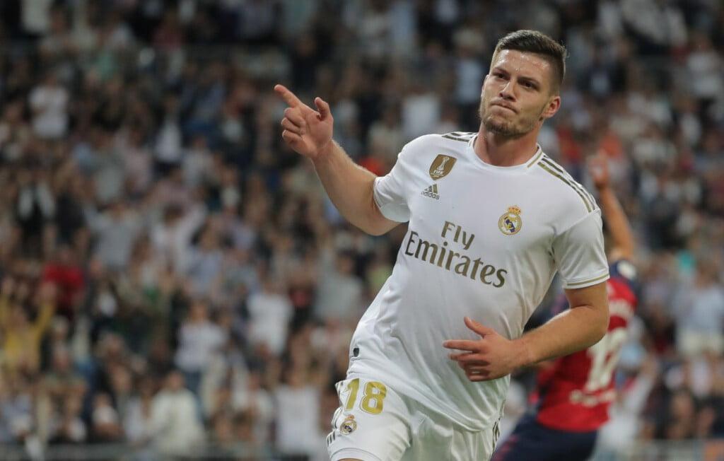 Leicester zainteresowane Luką Joviciem z Realu Madryt