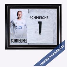Do oficjalnego sklepu Leicester City trafiły limitowane koszulki z autografami