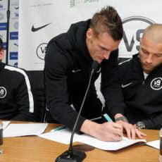 Akademia Vardy'ego podpisuje kontrakty z trzema pierwszymi piłkarzami